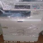 Đổ mực máy photocopy Ricol
