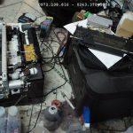 Đổ mực máy in tại nhà
